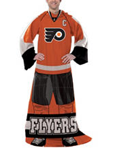 Philadelphia Flyers Uniform Comfy Throw