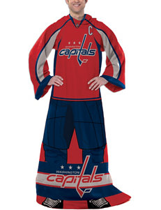 Washington Capitals Uniform Comfy Throw
