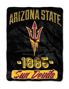 Arizona State University Varsity Raschel Throw