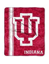 Indiana University Sherpa Throw