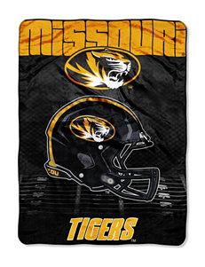 University of Missouri Overtime Raschel Throw