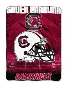University of South Carolina Overtime Raschel Throw