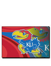 University of Kansas Large Tufted Rug
