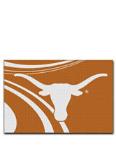 University of Texas Large Tufted Rug