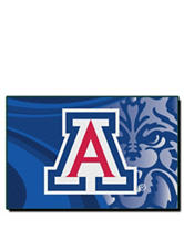 University of Arizona Large Tufted Rug