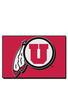 Utah Utes Rug
