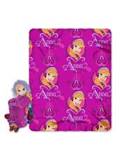 Disney Frozen 2-pc. Anna Hugger Throw Set