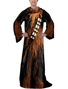Star Wars Chewbacca Adult Comfy Throw