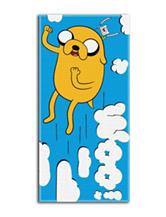 Adventure Time Screen Print Beach Towel