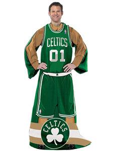 Boston Celtic Uniform Comfy Throw