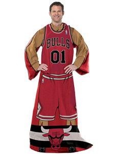 Chicago Bulls Uniform Comfy Throw