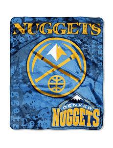 Denver Nuggets Super Plush Raschel Throw
