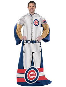 Chicago Cubs Adult Fleece Comfy Throw