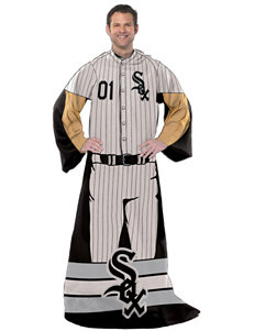 Chicago White Sox Adult Fleece Comfy Throw