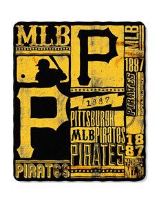 Pittsburgh Pirates Fleece Throw