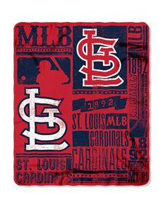 St. Louis Cardinals Fleece Throw
