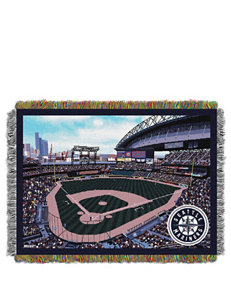 Seattle Mariners Home Field Advantage Woven Tapestry Throw