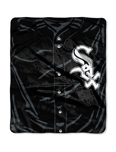 Chicago White Sox Super Plush Raschel Throw
