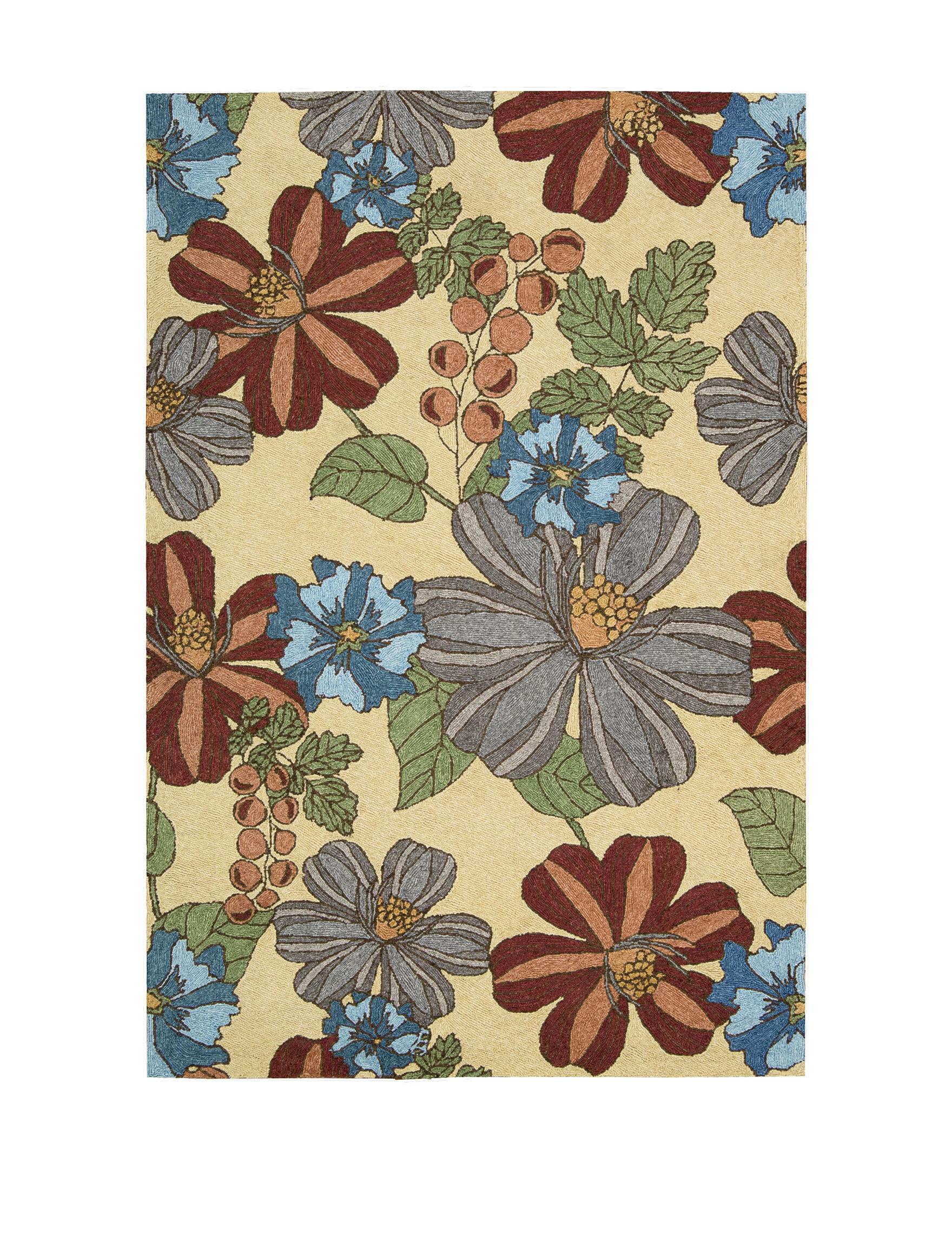 Nourison Sand Outdoor Rugs & Doormats Outdoor Decor