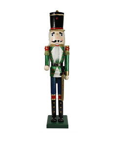 Christmas Central Multi Nutcrackers Holiday Decor