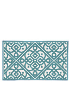 Waverly Teal Rugs