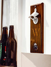 Cathy's Concepts Personalized Rustic Wall Mount Bottle Opener