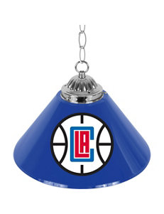 Los Angeles Clippers Single Shade Lamp