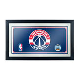 Washington Wizards Framed Logo Mirror