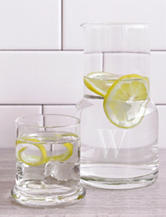 Cathy's Concepts Personalized Bedside Water Carafe & Glass Set