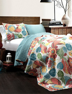 Lush Decor Orange/Blue Quilts & Quilt Sets
