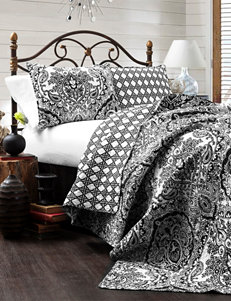 Lush Decor Charcoal Quilts & Quilt Sets