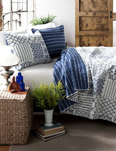 Lush Decor Blue Quilts & Quilt Sets