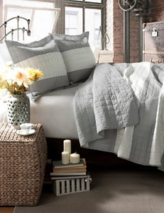 Lush Decor Grey Quilts & Quilt Sets