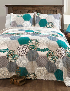 Lush Decor Turqouise Quilts & Quilt Sets