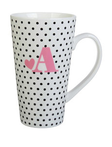 Formations 14-oz. Monogram Latte Cup
