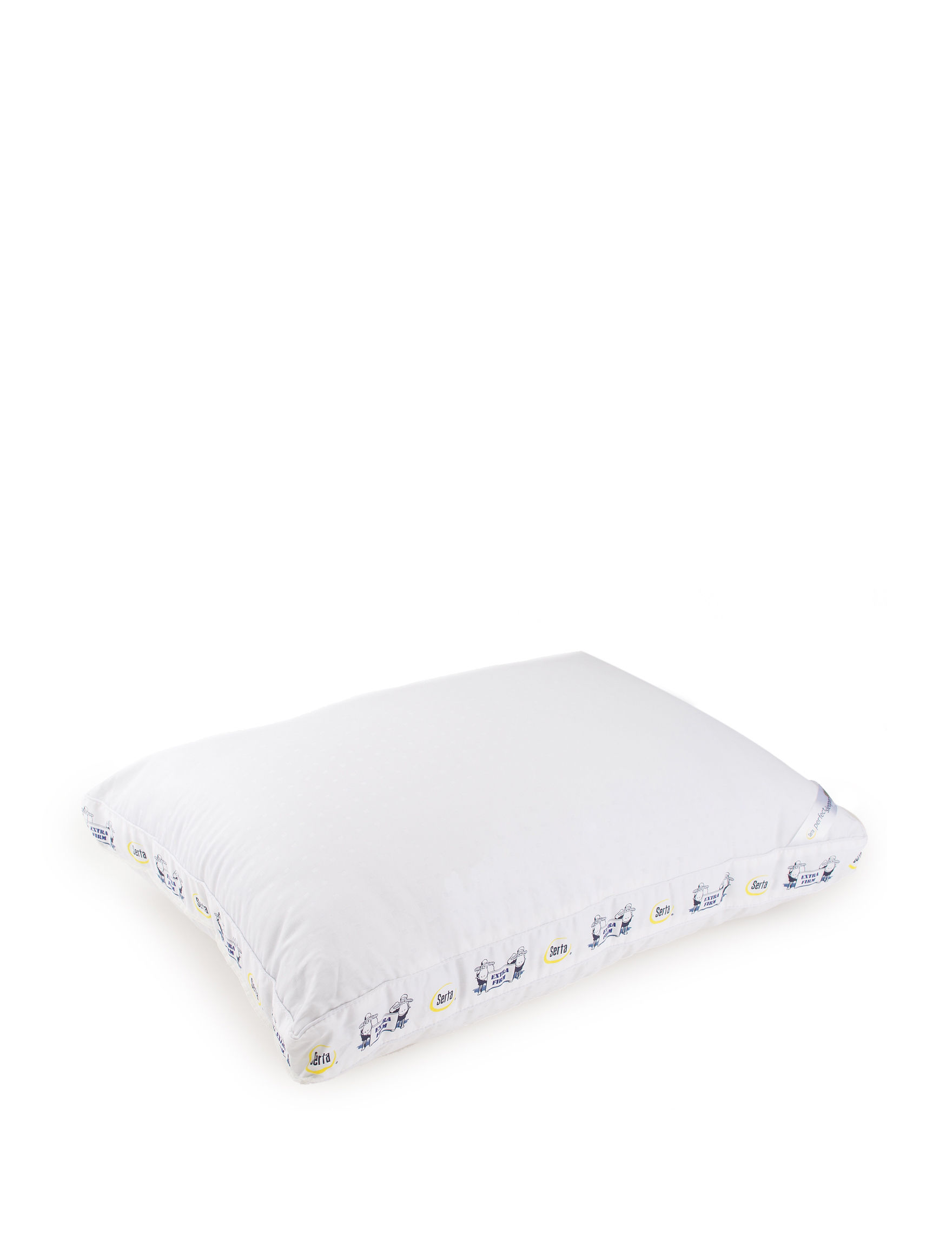 Serta White Bed Pillows