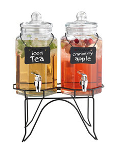 Home Essentials Black Everyday Cups & Glasses Prep & Tools