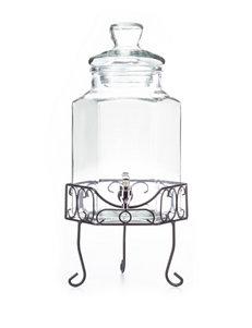 Home Essentials Black Beverage Dispensers & Tubs Serveware