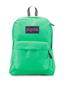 Jansport Sea Foam Bookbags & Backpacks