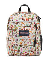 JanSport Big Student Sticker Backpack