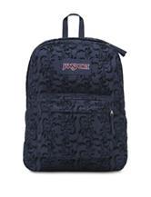 JanSport Superbreak Vine Flock Backpack