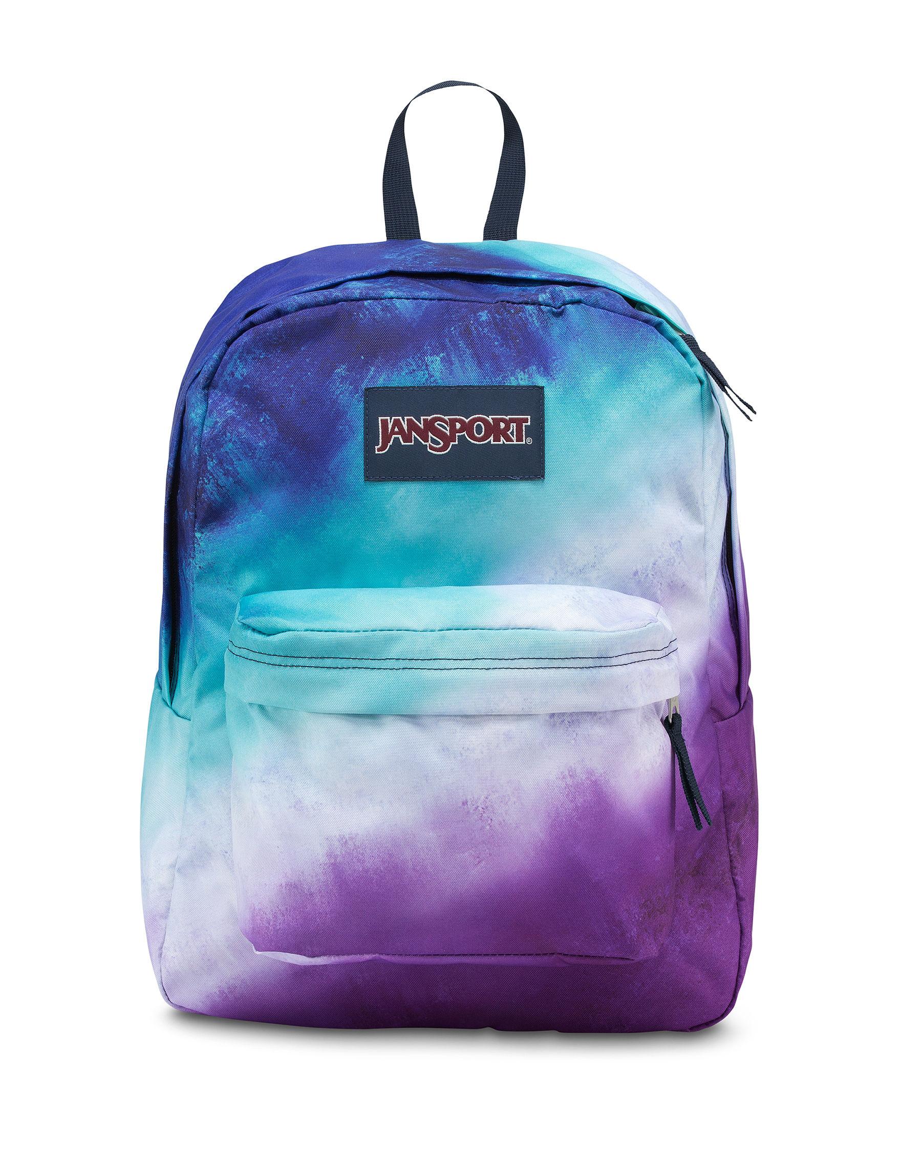 Jansport Blue Bookbags & Backpacks
