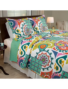 Lavish Home Sybil Quilt Set