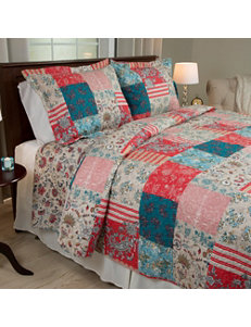 Lavish Home Beige/ Cream Quilts & Quilt Sets