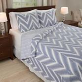 Lavish Home Oriana Quilt Set