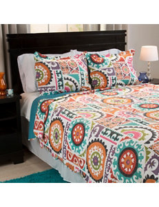 Lavish Home Gayle Quilt Set