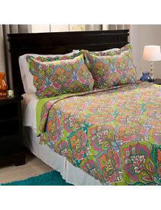 Lavish Home Gracie Quilt Set