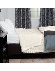Lavish Home Bone Blankets & Throws