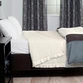 Lavish Home Bone Down Alternative Blanket