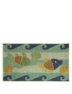 Bacova Guild Classic Berber Ocean Dream Rug